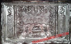 treo cửu huyền thờ nội ngoại