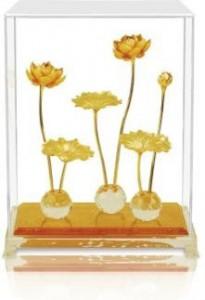 Tranh dát vàng, quà tặng tranh vàng 24k cao cấp