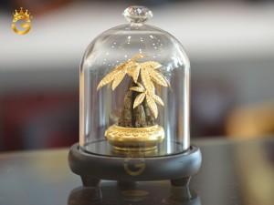 dát vàng, quà tặng dát vàng, mạ vàng 24k, kinggold